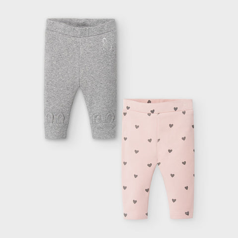 Mayoral Baby Girl 2 piece leggings set - 2776 016