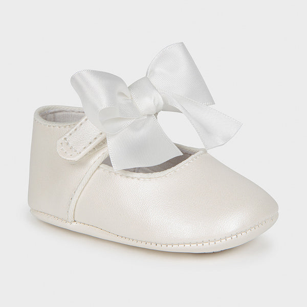 Mayoral Baby Girl Bow shoes - 9404 79