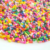 10g Fake Sprinkles Decoration for Slime Filler DIY Slime Supplies Simulation Candy Cake Dessert Toys Slime Mud Clay Accessories