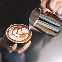 Load image into Gallery viewer, Stainless Steel Cup For Milk Coffee Latte Art