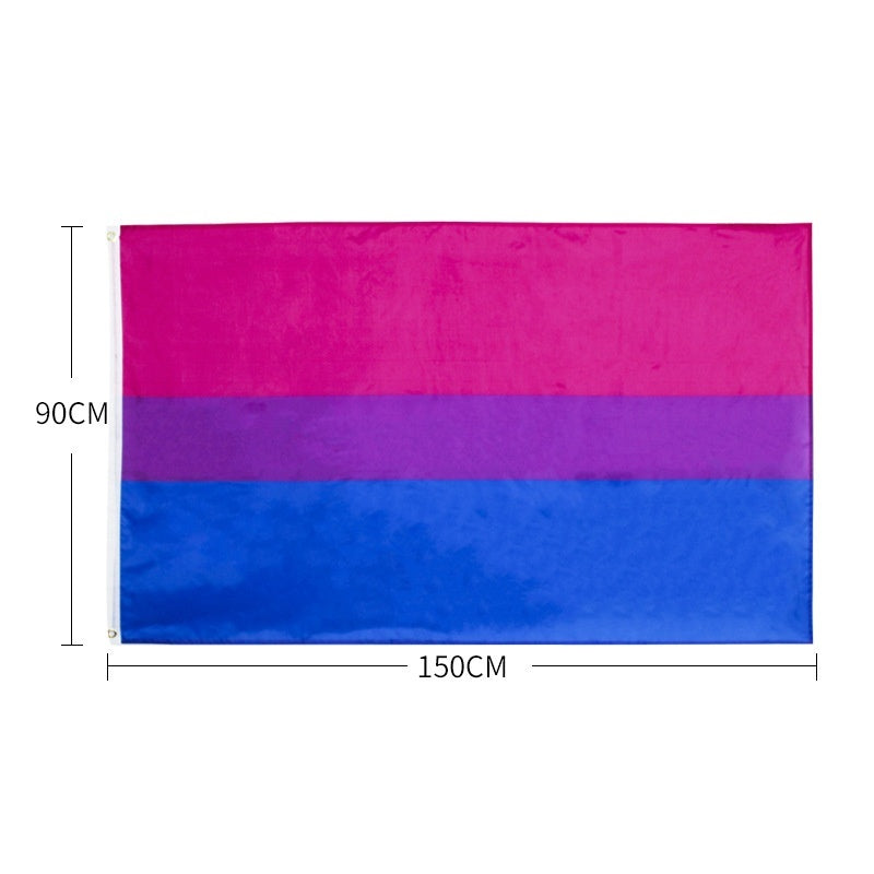 Large Pride Flags | LQBTQ | Rainbow | Bisexual | Pansexual | Tansgender Banners