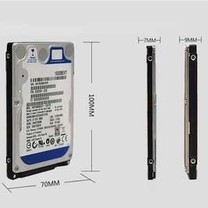 100% NEW 1TB/2TB  2.5 Inch SATA Interface Hard Drive Disk/HDD for Laptop /Notebook Computer