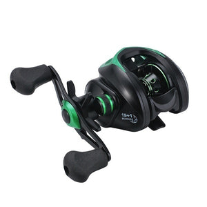 New Bait Casting Reel Fishing Reels with 19+1 Ball bearings with 18 lb Drag Power 9.1:1 Gear Ratio Casting Reels