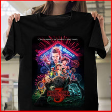 Load image into Gallery viewer, Stranger Things 3 hawkins av club Hawkins Middle School T-Shirt Size S-5XL