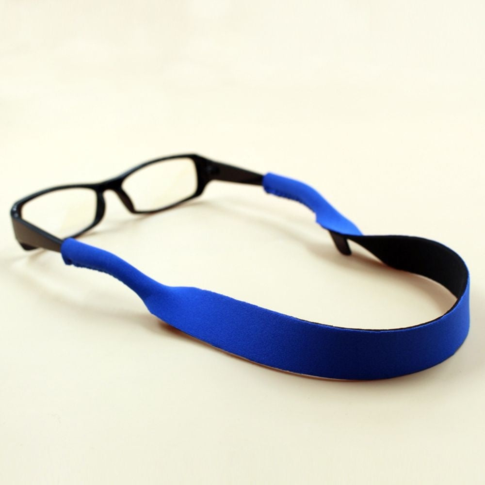 Outdoor Spectacle Glasses Sunglasses Stretchy Sports Band Strap Belt Cord Holder Neoprene Sunglasses Eyeglasses