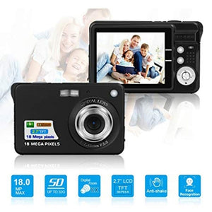 2.7Inch 18MP 1080P Digital Camera 8X Zoom Digital Photo Frame HD Video Recoding HD Digital Camera