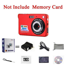 Load image into Gallery viewer, 2.7Inch 18MP 1080P Digital Camera 8X Zoom Digital Photo Frame HD Video Recoding HD Digital Camera