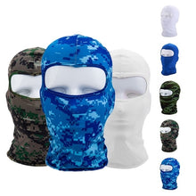 Load image into Gallery viewer, Outdoor Protecting Ultra-thin lycra Full Face Mask Neck Cycling Accessories