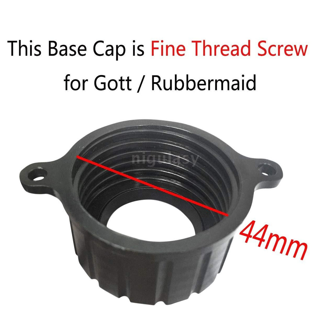 3 Pack / 2 Pack/ 1 Pack Gas Can Spout 5 Gal Replacement Old Style Fuel Can Nozzle Kit with Screw Cap Collar Stopper Cap Gaskets Rear Vent Cap for Gott Rubbermaid Essence Some RotopaX Container