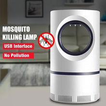Load image into Gallery viewer, Multi-function USB Mosquito Killer Lamps Fly Trap Lamp Insect Repellent Killer Anti Mosquito Home Living Room Pest Control