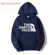 Load image into Gallery viewer, Fashion Men's and Women's Hoodies Star Wars Dass Face Sweater High Quality Hoodie
