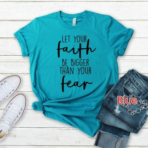 Summer Women Fashion Casual Graphic T-shirt Letter Print Funny T-shirt Short Sleeve Religious T-shirt 6 Colors S-5XL