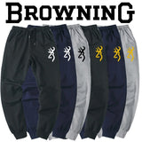 New Fashion Browning Deer Sweatpants Casual Jogging Slim Fit Drawstring Trousers Men and Women Athletic Sport Pants