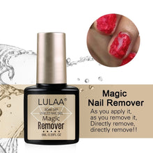 Load image into Gallery viewer, 1 Bottle Newly BEAUTY Healthy Burst Gel Magic Remover Nail Degreaser Cleaner Burst Remover Nail Care Fast Within 2 MINS 8ml