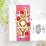 Christmas Metal Cutting Dies Stencils For Card Making Decorative Embossing Suit Paper Cards DIY Dies Scrapbooking