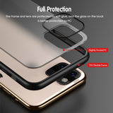For 5.8/6.1/6.5 Inch Iphone 11  Brand New 2019 Mobile Phone Case Anti-fall Protection 2-in-1 TPU Material