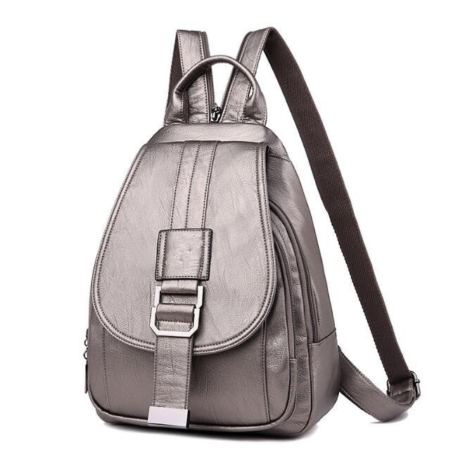 Women Backpack Multifuction Female Backpack Casual School Bag