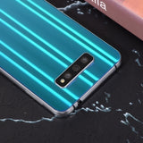 Unique Plating Light Column and Gradient Effect Back Unlocked 4G Unlocked Smartphone S10 (Customize RAM+ROM)