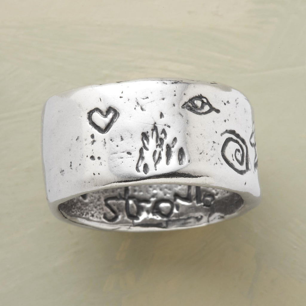 Antique 925 Sterling Silver Strength Ring Wedding Engagement Jewelry Gifts Size 6 7 8 9 10 (S925 STAMP)