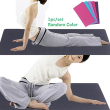 Load image into Gallery viewer, Yoga Knee Pad Cushion Soft Foam Yoga Knee Mat Support Gym Fitness Exercise