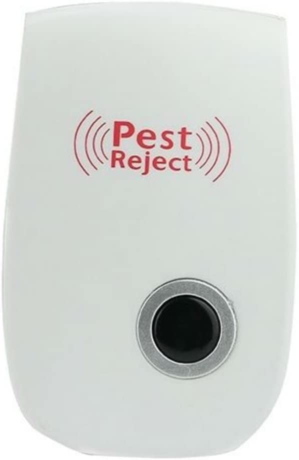 10x Electronic Ultrasonic Anti Pest Bug Mosquito Cockroach Mouse Killer Repeller