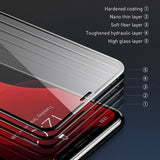 2pcs 11D Protective Glass for iphone11 iphone 11 Pro iphone 11 Pro MAX IPhone X XS Max Screen Tempered Glass Full Cover Curved