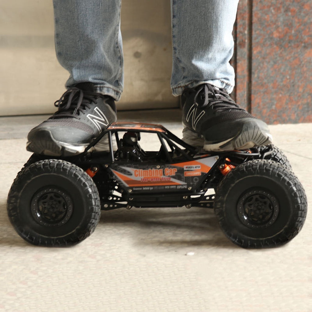1:10 48cm 18.89inches RC Car 2.4G 4WD Electric Remote Control Vehicle Monster Off-Road Car