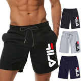 2020 Summer Men's Casual Shorts Loose Cotton Movement Dry Quickly Pants