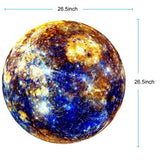 Moon/ Jupiter/Mercury /Earth -1000 Pieces Jigsaws Puzzle for Adult