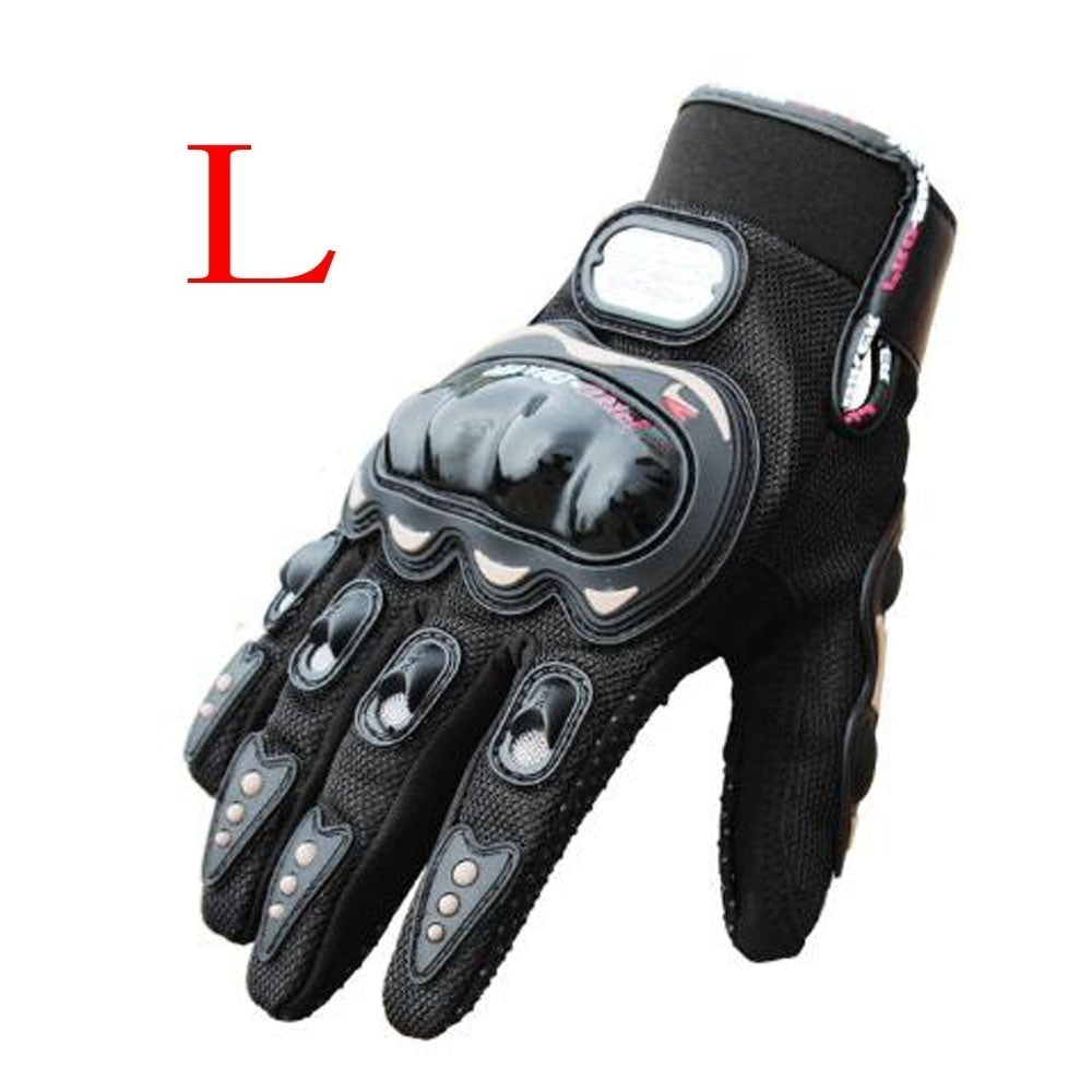 Full Finger Mittens Gloves Anti-drop Non-slip Screen Touch Waterproof Motorcycle Protective Luva Motoqueiro Guantes Moto Cycling Motocross gloves Gants Waterproof