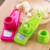 Grinding Garlic Presses Ginger Garlic Grinding Grater Vegetable Tools Kitchen Accessories Gadgets