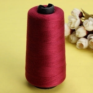 12 Colors 3000 Yards Pagoda Line Sewing Thread Hand Stitching / 40/2-Speed Polyester Thread / Threads/ Sewing Threads