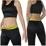 Plus Size Women Super Stretch Neoprene Fitness Slimming Pants Waist Trainer Panties Body Shaper Weight Loss Fitness Sweat Shorts Tights