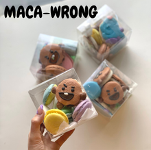 Load image into Gallery viewer, Maca-Wrong & BTS SET