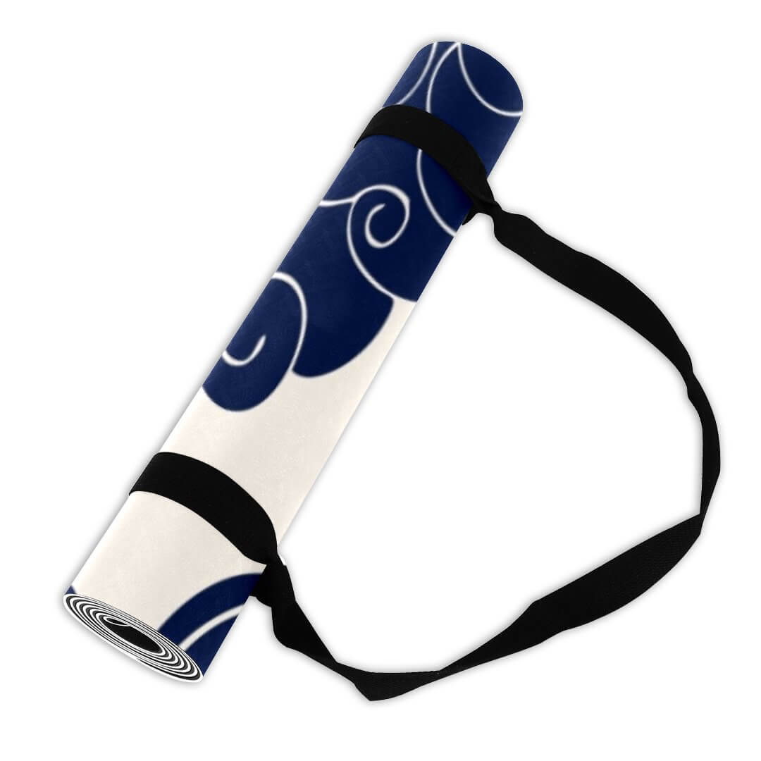 Lorvies Blue Cloud Yoga Mat Affordable Online