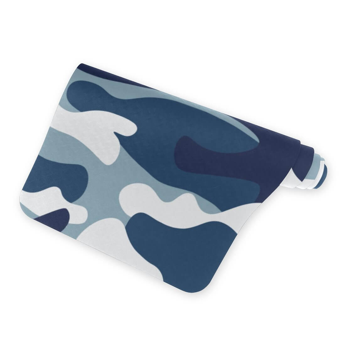 Lorvies Camouflage Sticky Yoga Mat