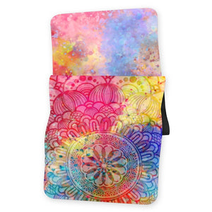 Lorvies Mandala Colorful Yoga Mat