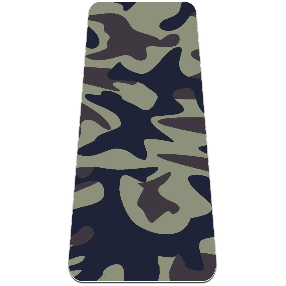 MultiCam Yoga Mat Workout Exercise Gym Fitness 2020 - Lorvies