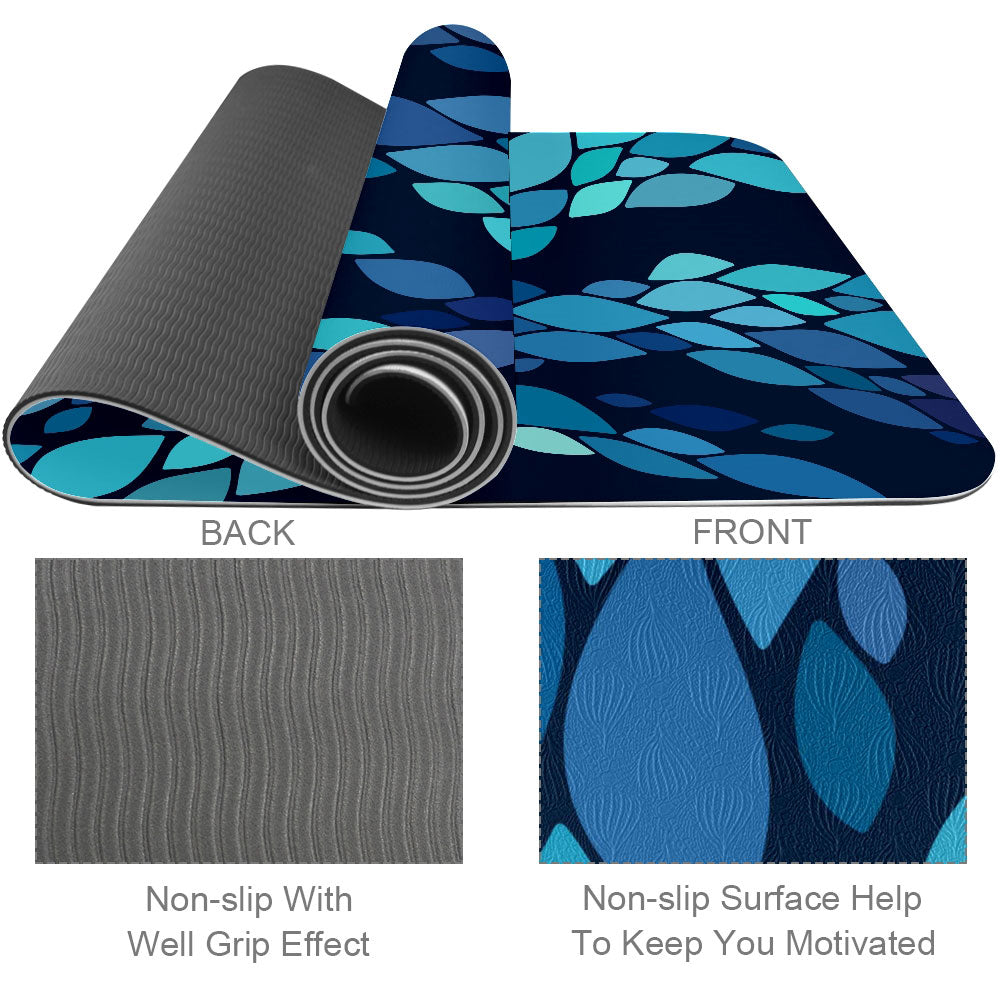 Best Snake Scale Yoga Mat For Sweaty Hands - Lorvies