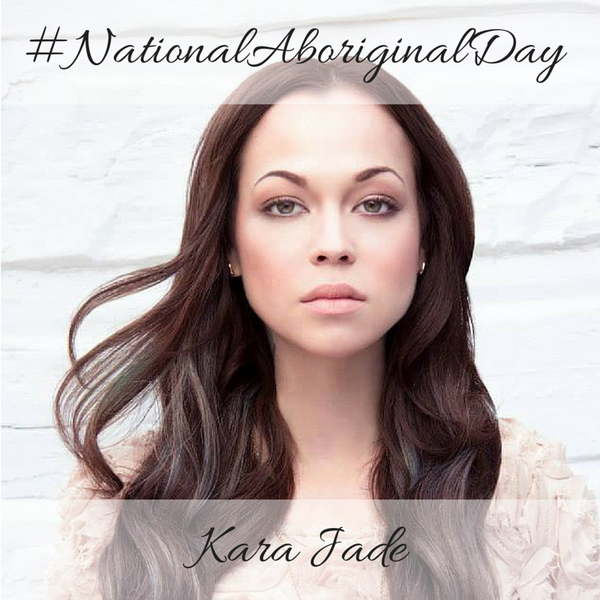 Kara Jade National Aboriginal Day 2016