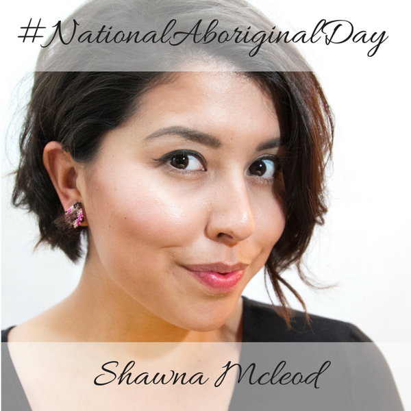 Shawna Mcleod National Aboriginal Day 2016