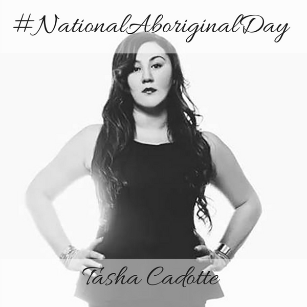Tasha Cadotte National Aboriginal Day 2016