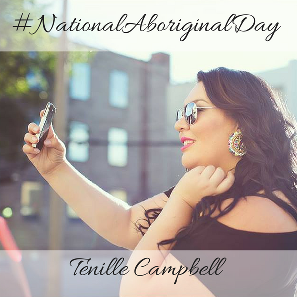 Tenille Campbell National Aboriginal Day 2016