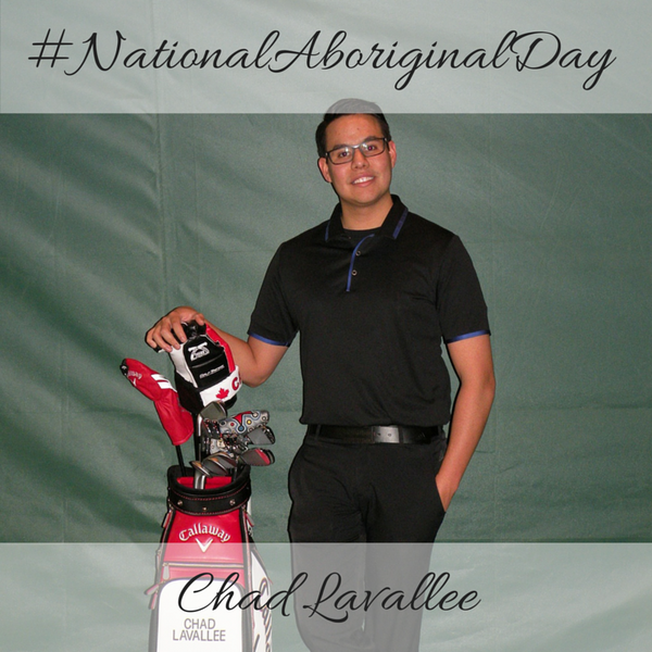 Chad Lavallee National Aboriginal Day 2016