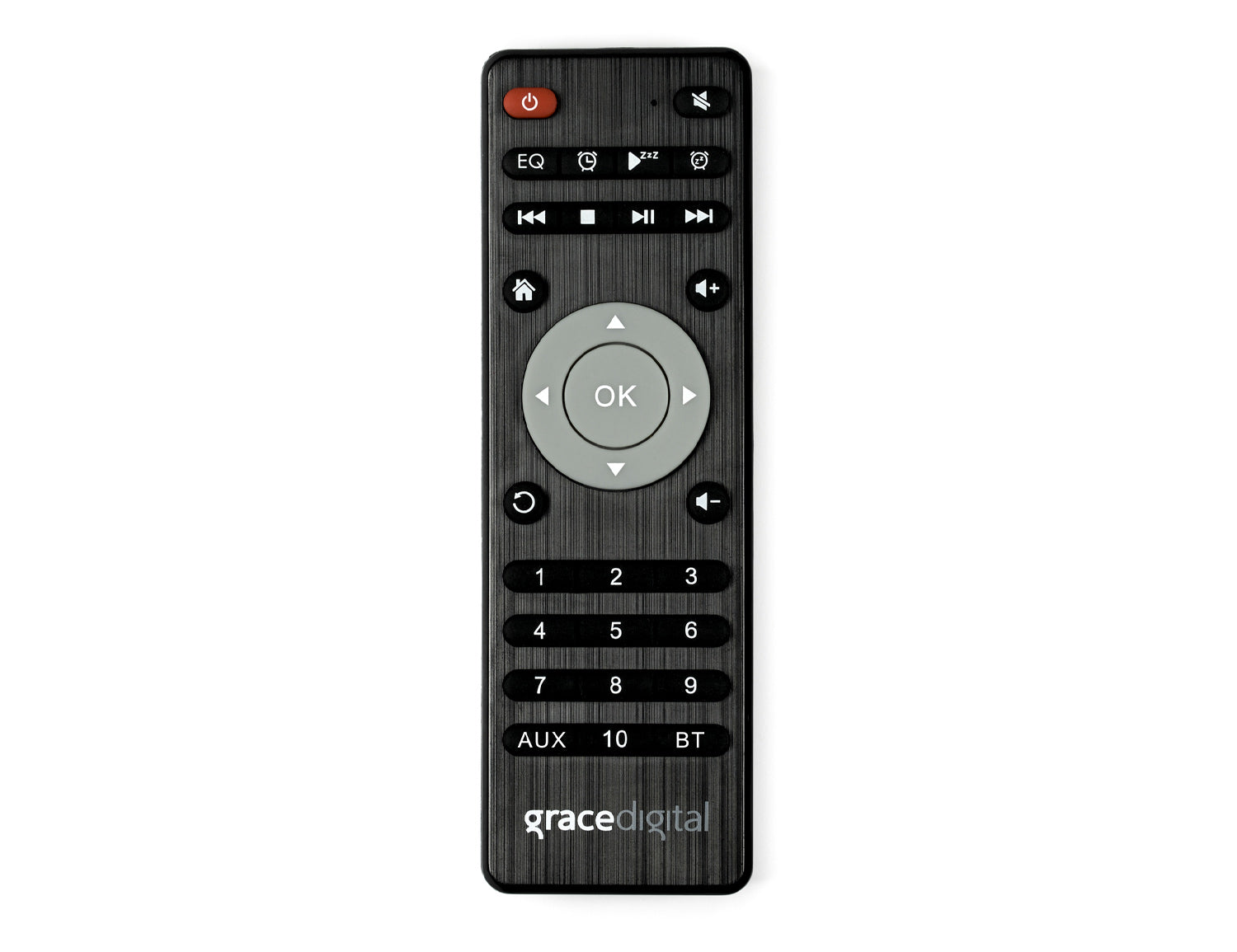 Universal Internet Radio Remote