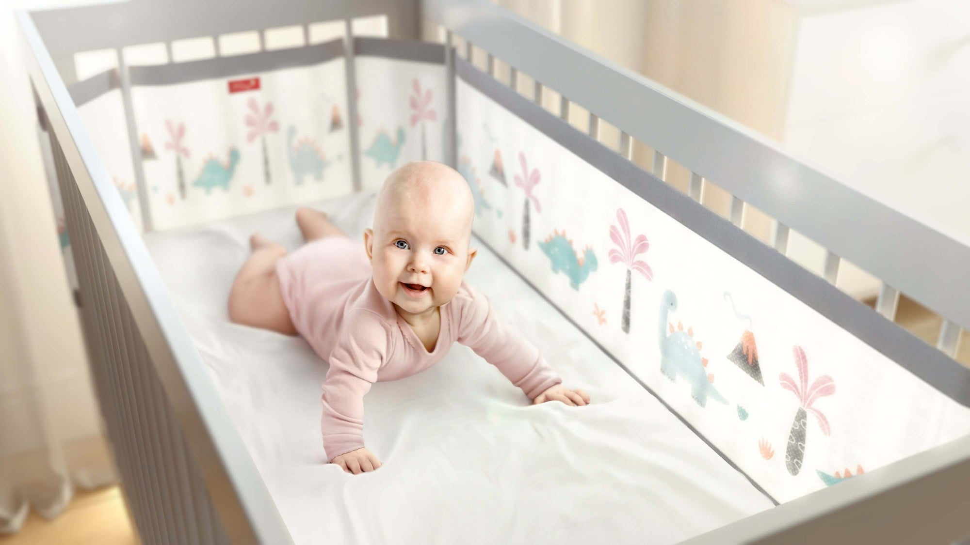 Airoya - The Cot Bumper Reinvented