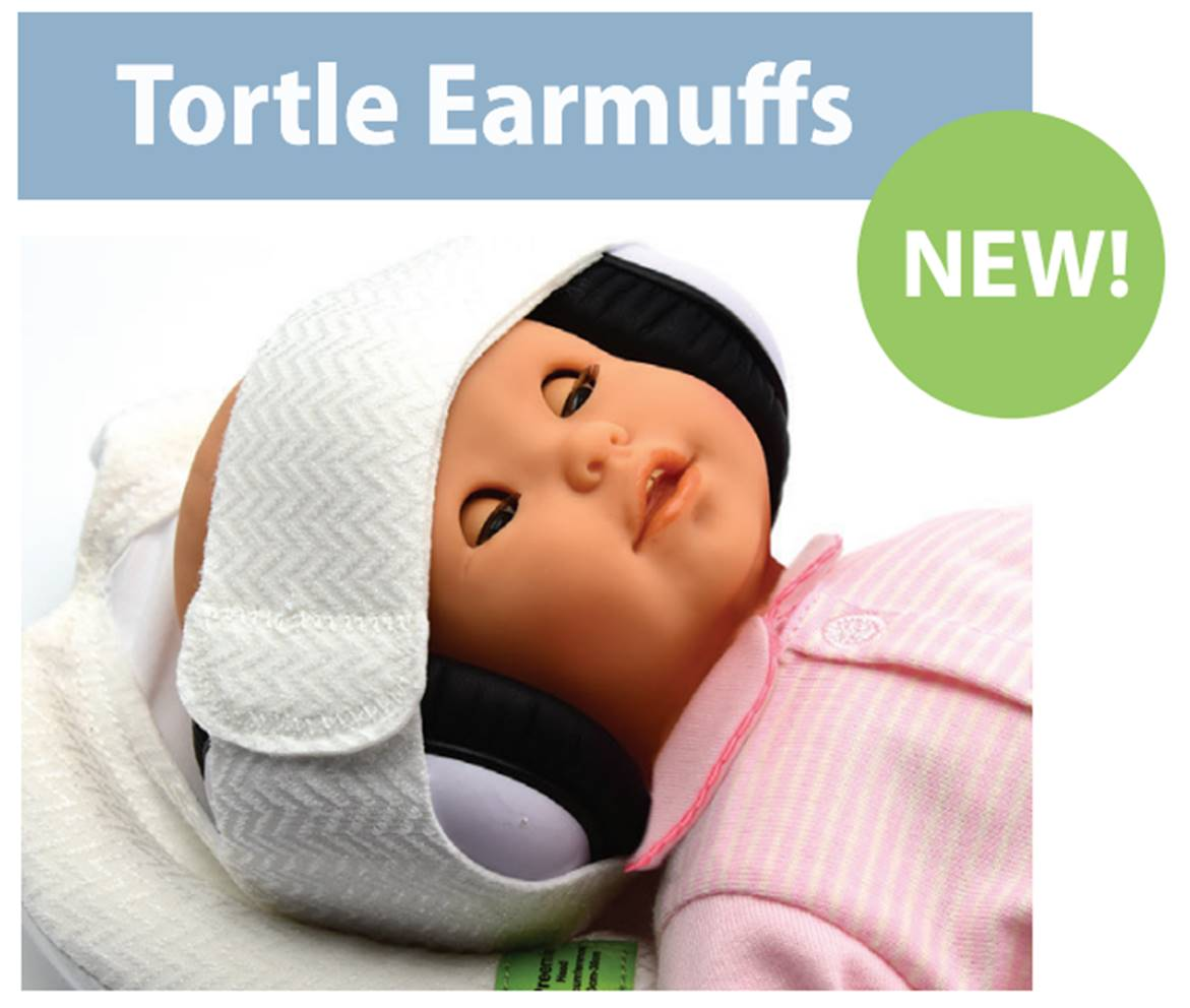 Tortle Earmuff (1 Pairs Case)