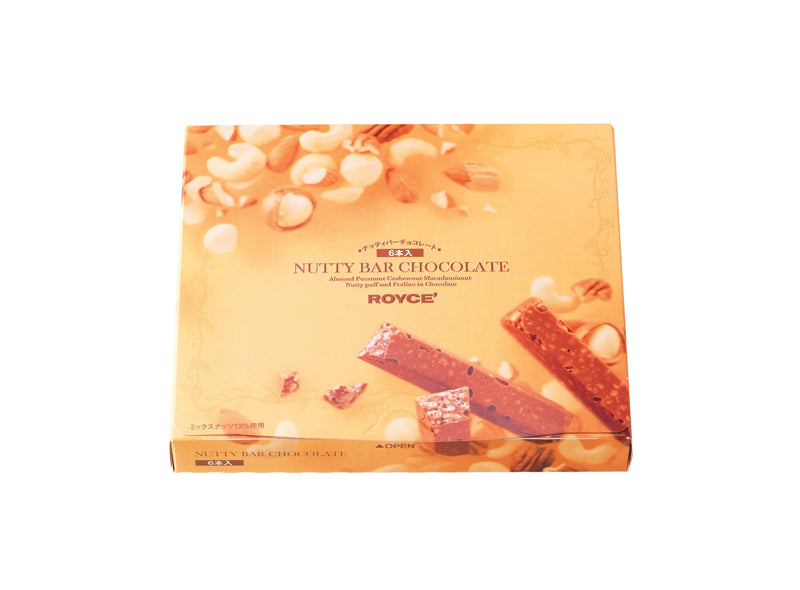 Nutty Bar Chocolate Box