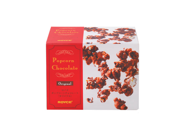 Popcorn Chocolate Box