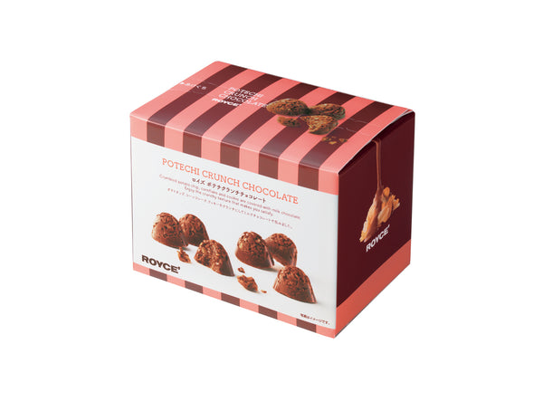 Potechi Crunch Chocolate Box